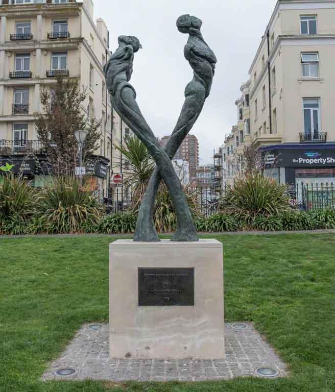 Brighton LGBTQIA+: Aids Memorial