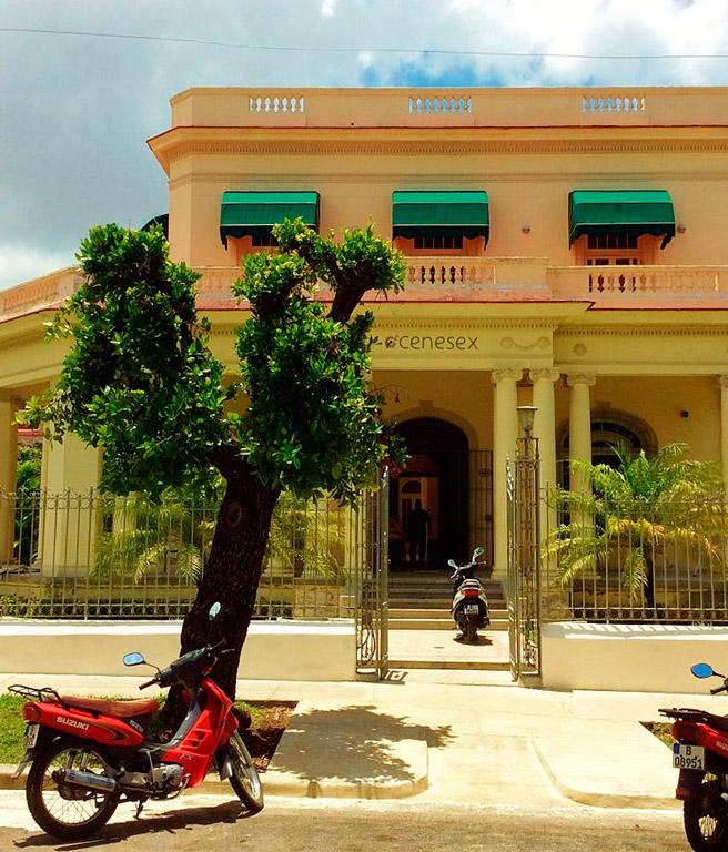 Havana LGBT: Centro Nacional de Educação Sexual