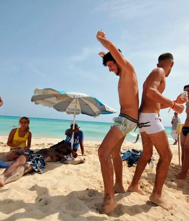 Praia Mi Cayito, ponto LGBT de Havana