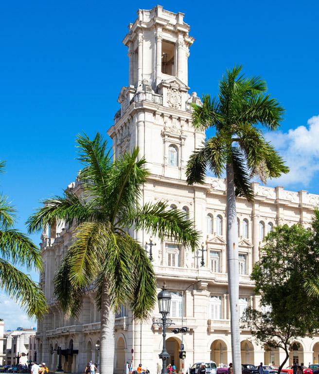 Museus de Havana - Museu Nacional de Belas Artes
